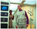 Harry Fielder Space 1999, Doctor Who, genuine signed autograph 10 x 8 3569